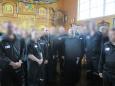 Помощник начальника регионального УФСИН по работе с верующими посетил исправительную колонию №3 п.Товарково