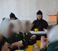 В ИК-7 прошла встреча осужденных с сестрами Спасо-Преображенского монастыря